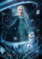 Do you wanna build a snowman? by Westling