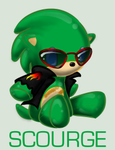 Plushie Collection: Scourge by Omnicenos