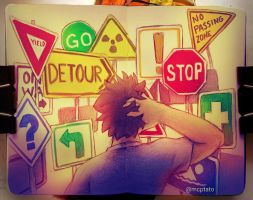 [044] Mixed Signals by mcptato