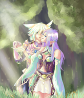 Forest by Rei6
