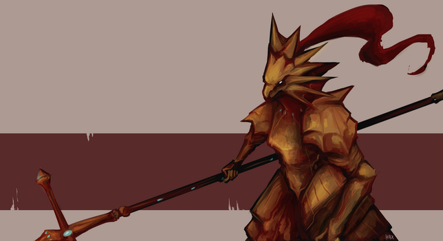 Ornstein by HaxPunch