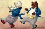 Dancing Bears by Yesterdays-Paper
