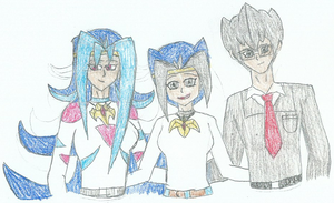 The Barian Family by XBrain130