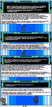 Megaman Dissonance Q and A 2/2 by Blackhook