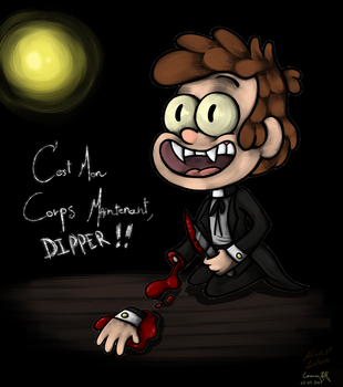 Bipper. The Bloody Madness (COLLAB 2) by KwiatLotosu