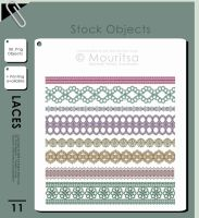 Object Pack - Laces by iMouritsa