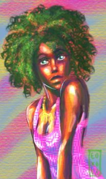 Woman of color by Exile-062