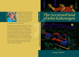 The Accursed Soul of John Kakourgos-Tom Gould by garyrevel