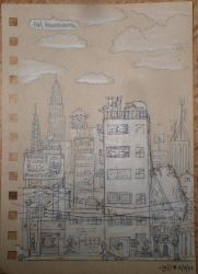 NG Sketchbook Tour Entry by laloremes