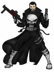 The Punisher by vindications