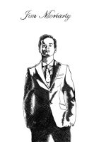Jim Moriarty by igusalup