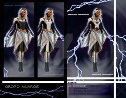 Storm - an MCU costume concept (by request) by rainingcrow