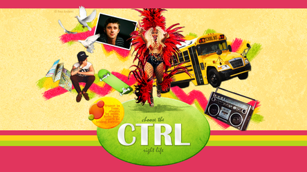 CTRL Version 1 by FeuArdent