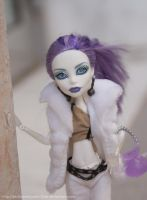 Fashion Girl in the Big City by MySweetQueen-Dolls