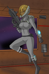 Spacesuit Shik by Damatee