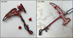 Improvement Meme - Crescent Rose I and II by craftsbyblue