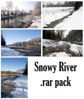 Snowy River by syccas-stock