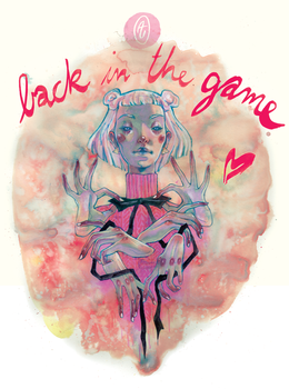 Back in the Game by anja-uhren