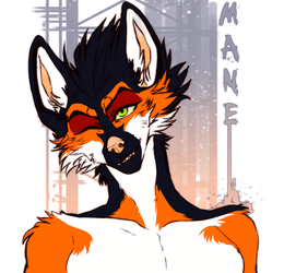 Mane - [Sketch Commission] by Ronkeyroo