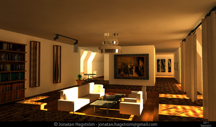 Room Render by Stamsich