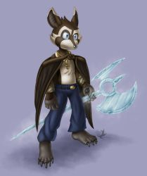 Commission: Raziel by Jammerlee