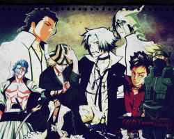 Wallpaper hot boys of anime I by Hekady
