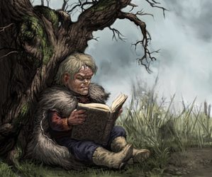 Tyrion Lannister by mcf