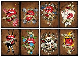 rolling stones tattoo you by 82percentevil