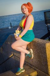 Misty! by sailorbutters