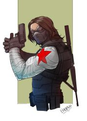 Winter Soldier by TheBabman
