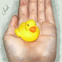 Little Ducky Daily by CainKinris