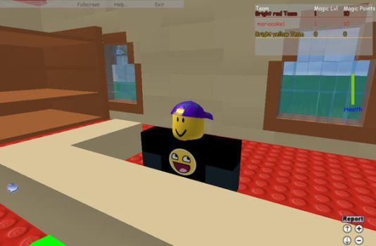 ROBLOX: A free virtual world. by sonicfan2008