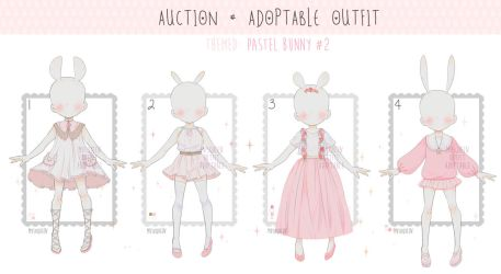{ CLOSED } Auction | Adoptable Outfit #2 by MushhQueen