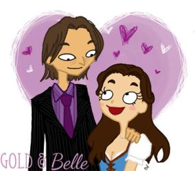 Rumbelle 2 by Lily-Poulp
