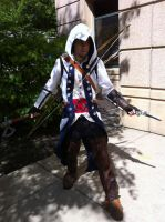 Assassin's Creed 3: Connor by Sound-Resonance