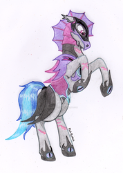 Commission: Umbra by 0PinkPepper0