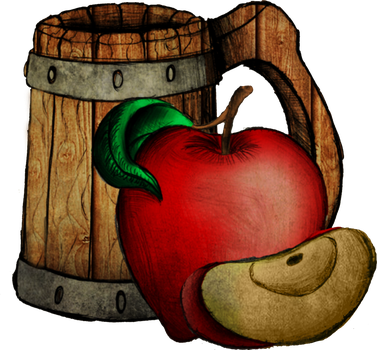 Cider Logo by AncientOwl
