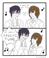 Persona Puns by KissedAWookie