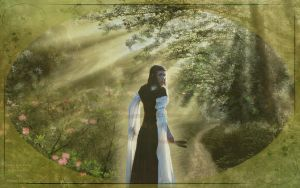 Upon the Path to Rivendell by colt51