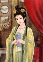 princess of Tang Dynasty by schumy330