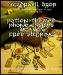 $5 Phone Charms | Potions by Valkymie