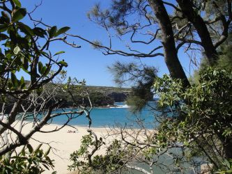 Wattamolla Beach by angelsxcomex