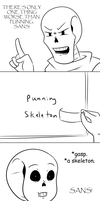 Only one thing worse than punning... by Foxy-Sierra