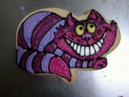 Cheshire Cat Cookie 1 by xenacee