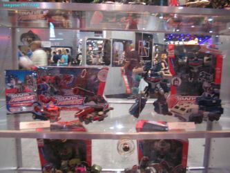 SDCC 2008 37 - Hasbro booth 20 by lonegamer7