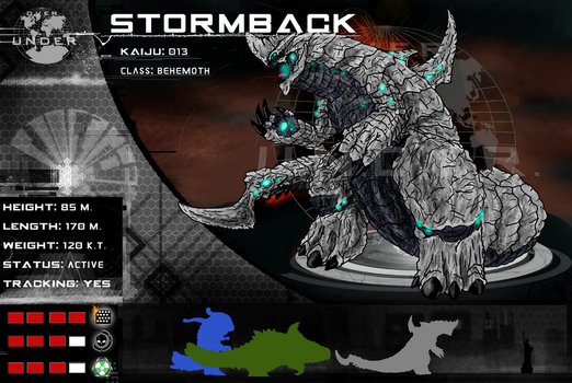 Fathom File 013: Stormback by Vagrant-Verse