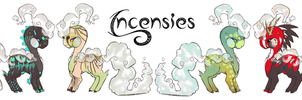 Incencies Adopt x3 Closed by 3DAri