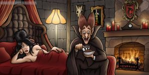 Count Chocula by vonblood