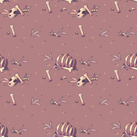 Bones pattern by FlSHB0NES