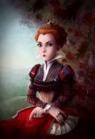 As the Red Queen by kafine